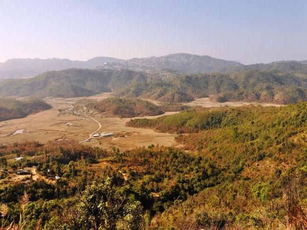 The Rice Bowl of Mizoram, Champhai
