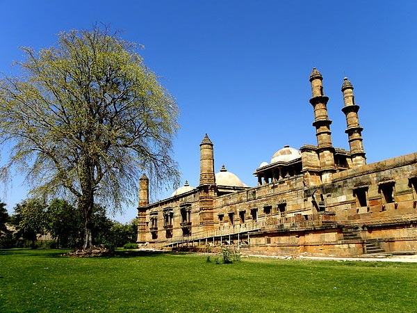 Travel back in time to the Town of Relics, Champaner