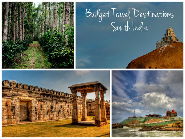 10 Budget Travel Destinations in South India