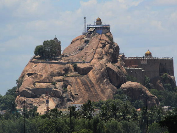 Tiruchirapalli Rock Fort