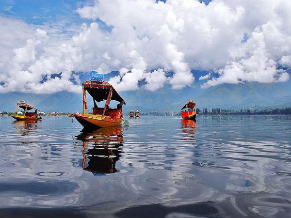 Scenic Tour of Jammu and Kashmir