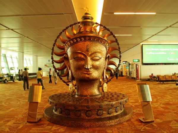 top 10 airports in india for that memorable holiday. Black Bedroom Furniture Sets. Home Design Ideas
