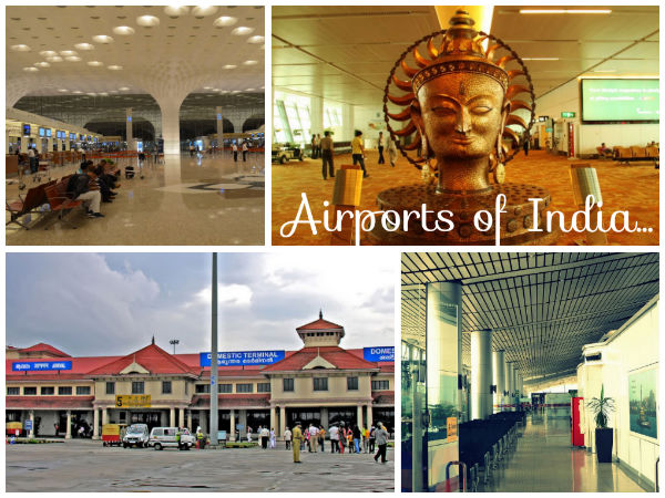 Top 10 Airports in India for that Memorable Holiday
