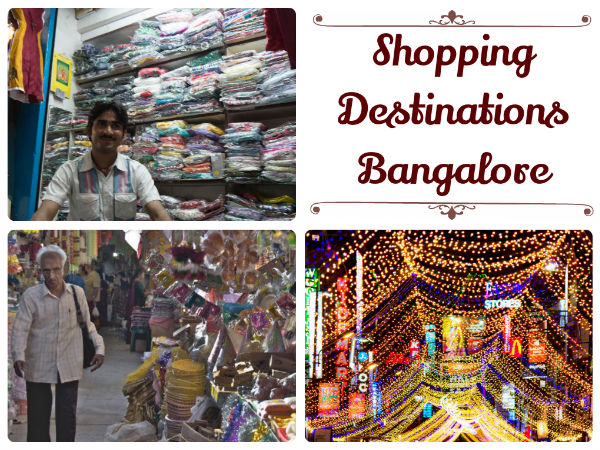 5 Places To Go Street Shopping In Bangalore