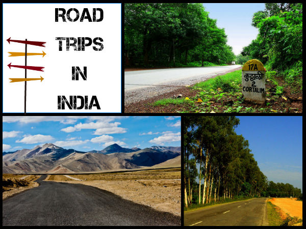 The 5 Road Journeys You Must Undertake!
