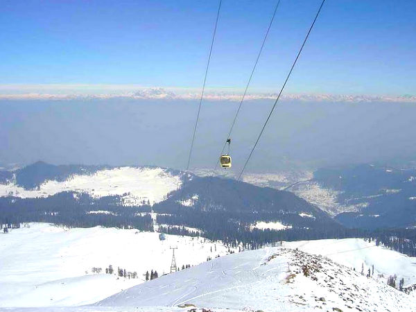 5 Adventurous Cable Car Rides in India