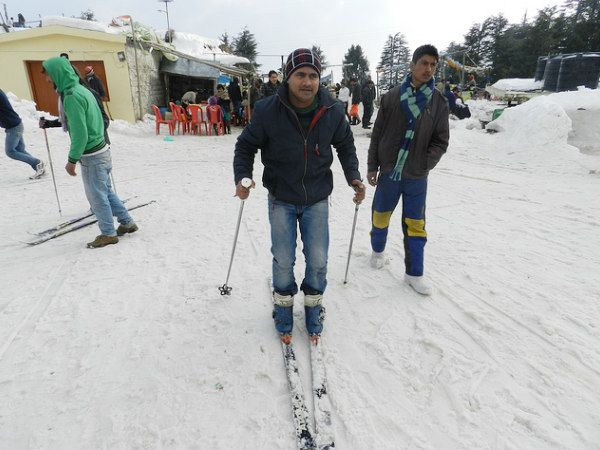 5 Skiing Destinations of India