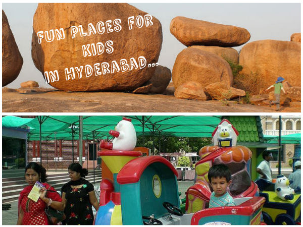 5 Places to Visit in Hyderabad with Kids