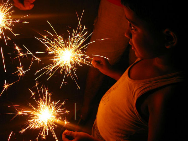 Happy Diwali - Let There Be Light!