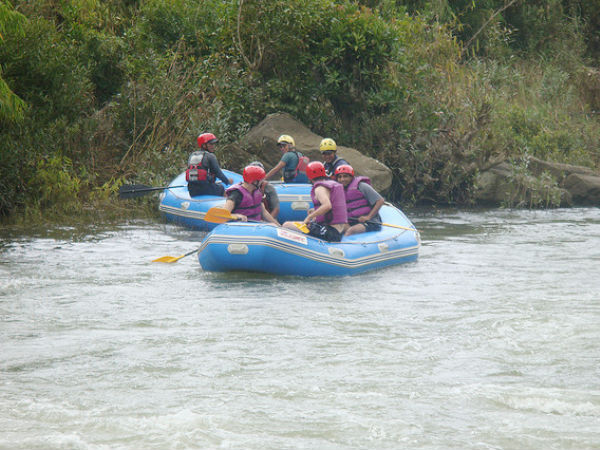 Travel to the 5 River Rafting Destinations in India