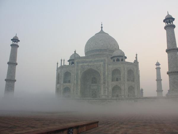 Taj Mahal Pictures Scenic Travel Photos: Scenic Tour Of Uttar Pradesh