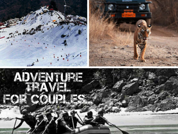 Travel to the 5 Adventure Destinations in India for Couples