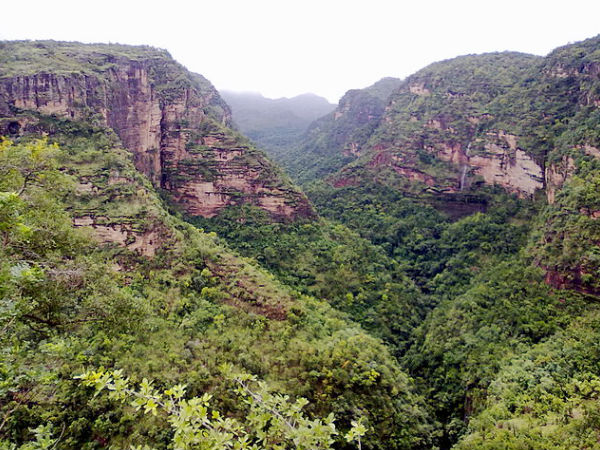 Do you know about the Picturesque Valley of Pachmarhi in Madhya Pradesh?