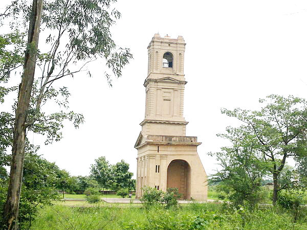 Karnal Cantonment Church Tower