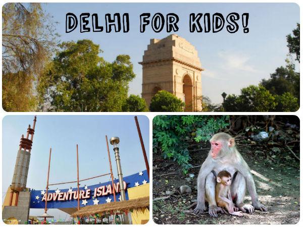 10 Fun Getaways For Children In Delhi Nativeplanet