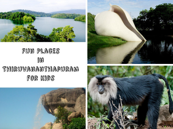 5 Places to Visit in Thiruvanathapuram with Kids