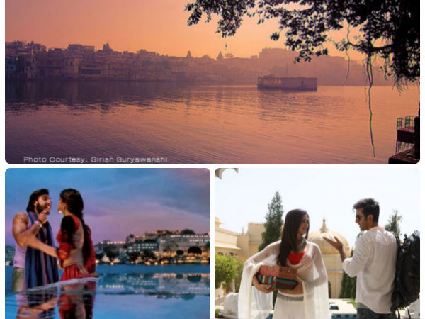 Top 10 Travel Destinations That Have Appeared in Bollywood Cinema