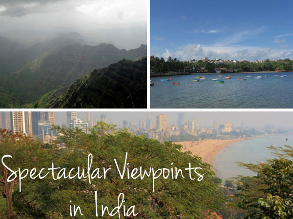 Travel to the 6 Spectacular Viewpoints in India
