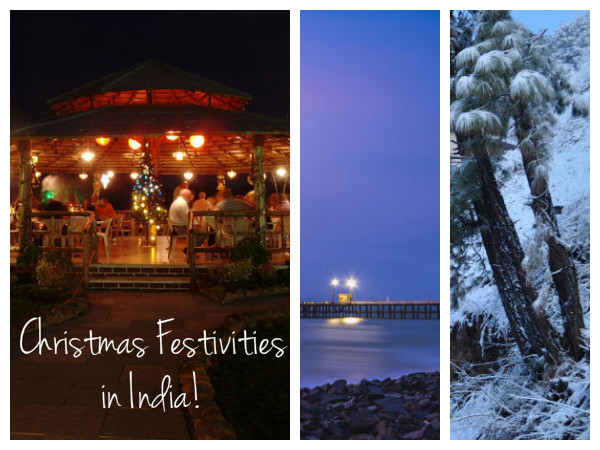 Ho Ho Ho! Best Places to Spend Christmas in India