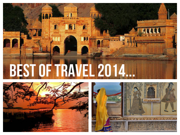 India's Popular Travel Destinations in the Year 2014