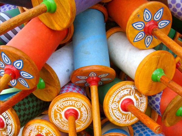 The Freedom of Flight - Kite Festivals of India