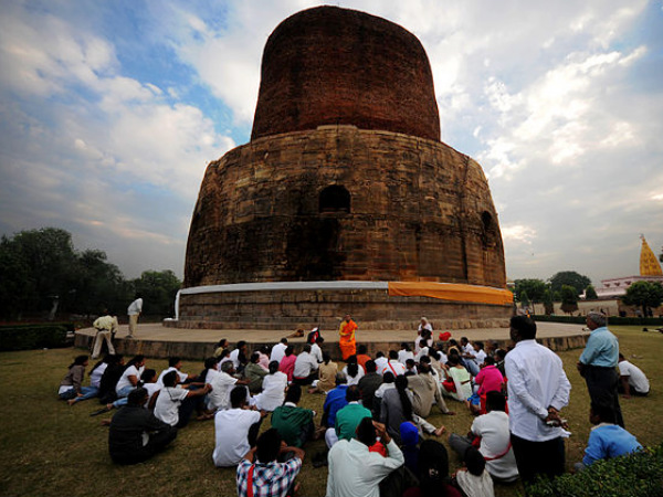 Exploring the Treasures of the Dhamek Stupa