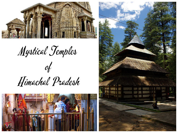 Travel to the 5 Mystical Temples of Himachal Pradesh