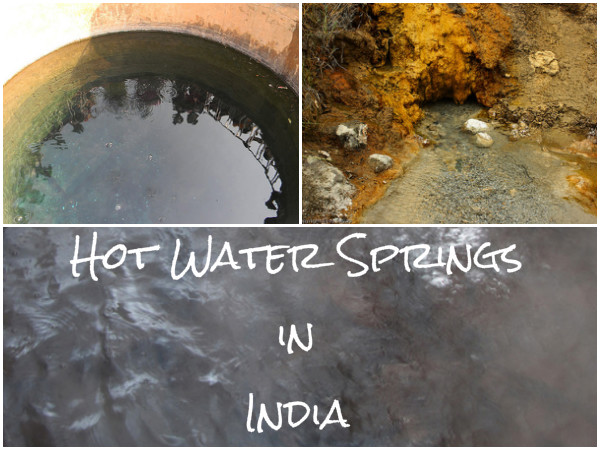 Travel to the 5 Unique Hot Spring Destinations in India
