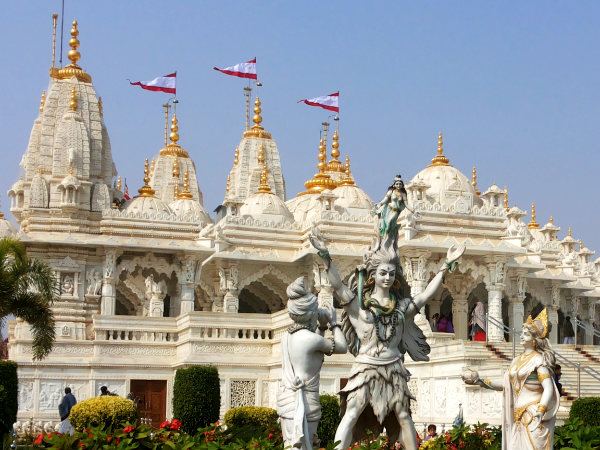 All About Shri Swaminarayan Temple in Bhuj