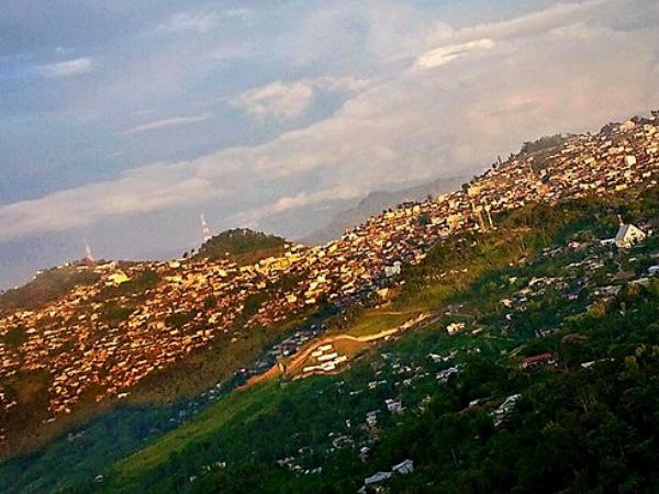 Travel to the Tribal Town of Mokokchung, Nagaland