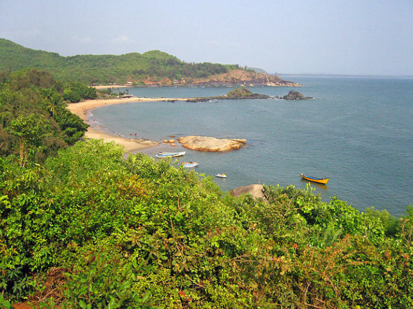 Travel to the Beach Town of Gokarna