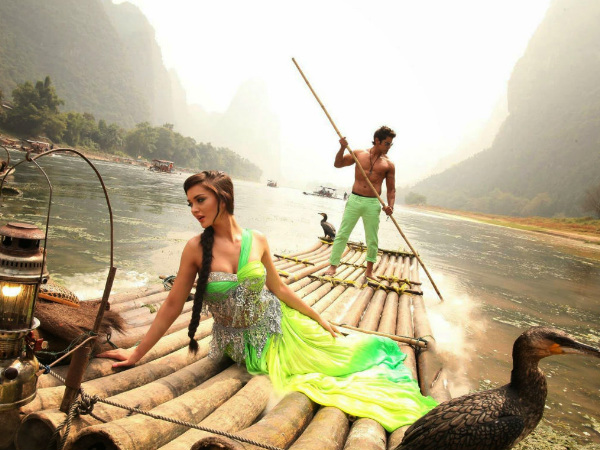 Travel the Scenic Landscapes of India with the Film I (Ai)