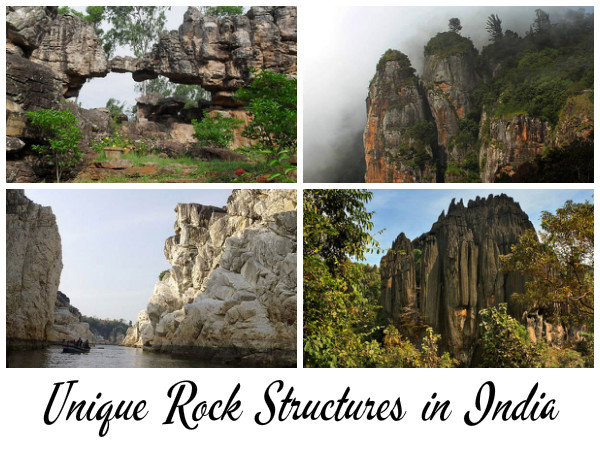 Travel to the 9 Unique Rock Structures in India