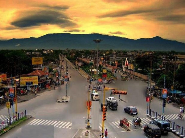 The Mystic Town of Siliguri