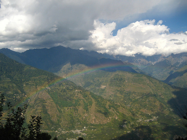 Travel to the Serene Town of Naggar