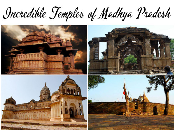 Travel To The 10 Incredible Temples In Madhya Pradesh