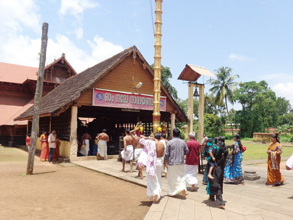 Travel to the Religious Town of Thiruvalla