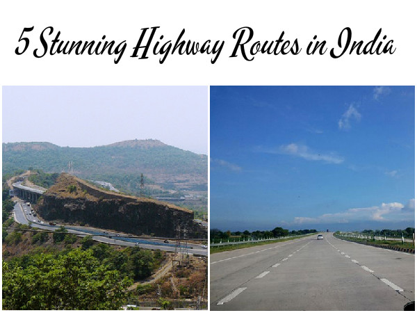 5 Stunning Highway Routes in India