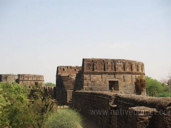 The Ancient Town of Ahmednagar