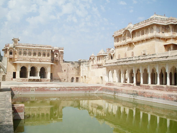 Travel to the Captivating City of Nagaur