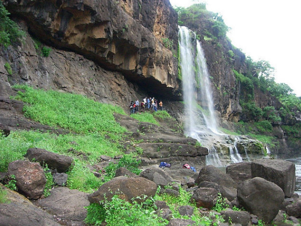 Sitla Mata Waterfall