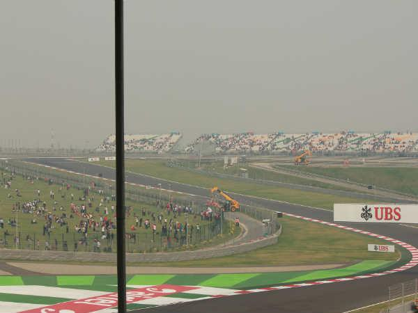Buddh International Circuit, Greater Noida