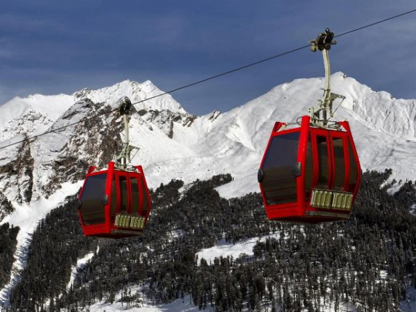 7 Best Exhilarating Cable Car Rides in India