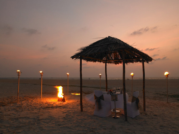 The Zuri White Sands, Goa