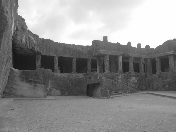 Buddhist Caves