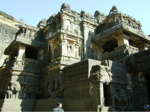 Rock Cut Temple