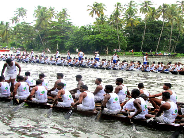 Famous Boat Races of Kerala