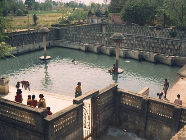 Take a Dip in the Hot Water Springs of India