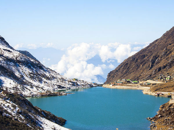 TSONGMO LAKE, GANGTOK