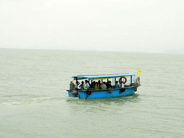 CHILIKA LAKE, ODISHA
